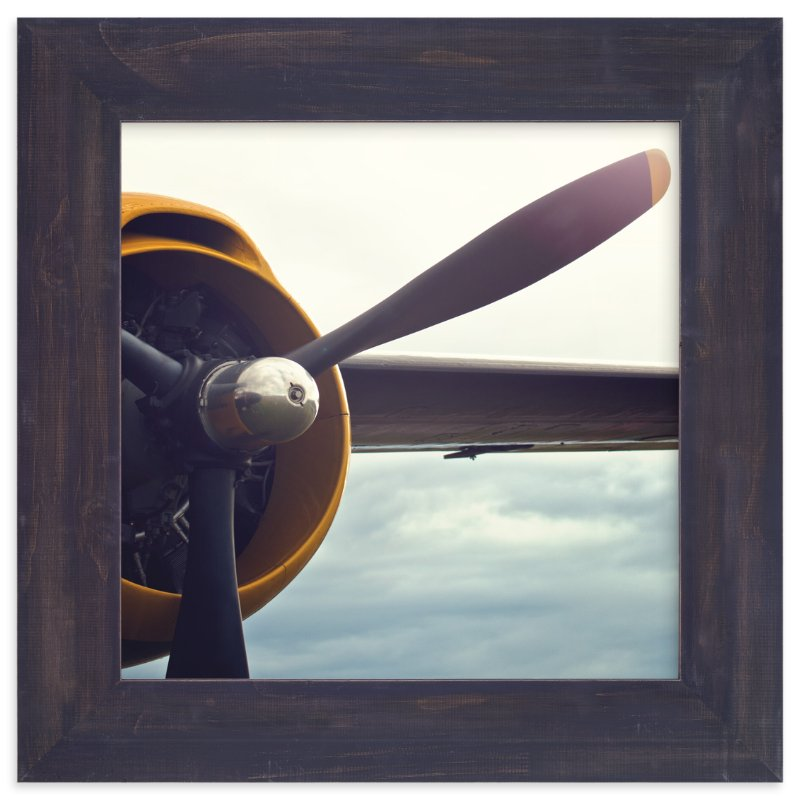 """Prop"" - Art Print by Smile Peace Love in beautiful frame options and a variety of sizes."
