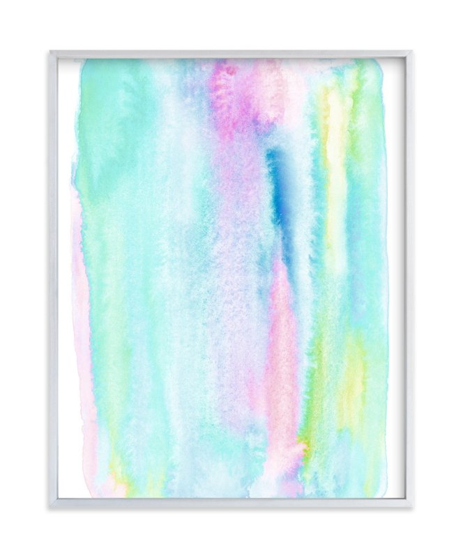"""""""Candy Calm"""" - Art Print by Belia Simm in beautiful frame options and a variety of sizes."""