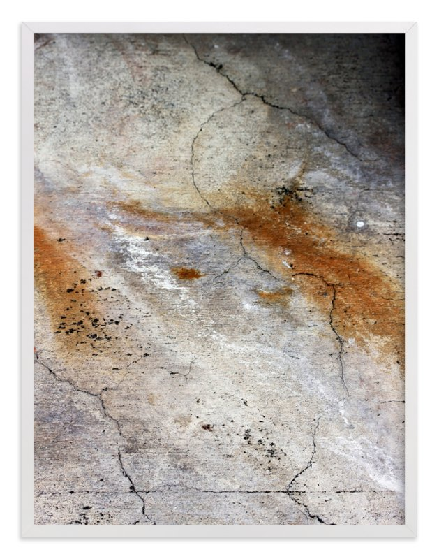 """""""Urban Abstract"""" - Art Print by Becky Nimoy in beautiful frame options and a variety of sizes."""