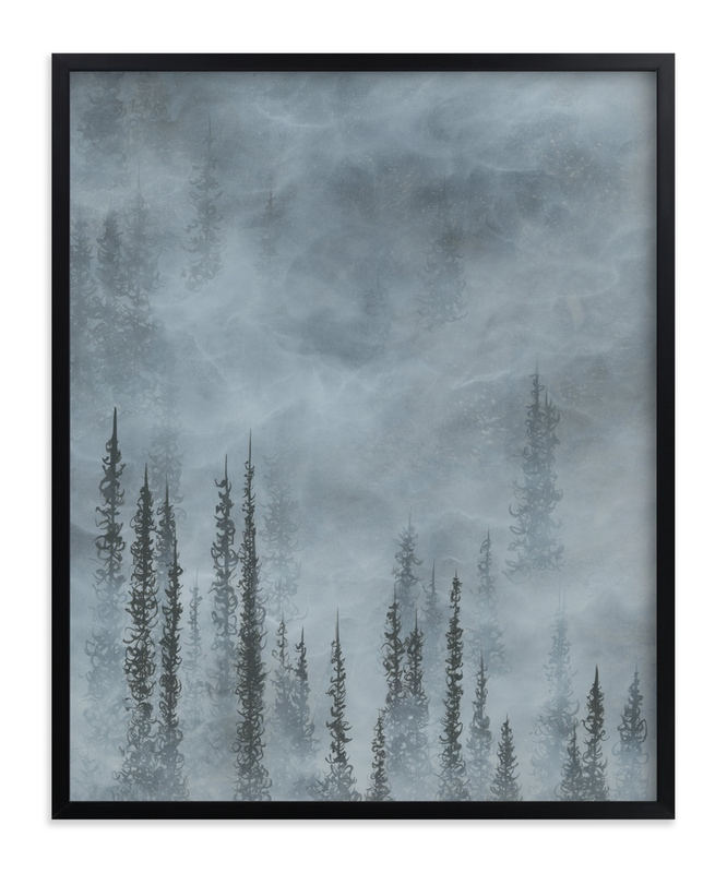 """""""Clarity."""" - Art Print by Emily Magone in beautiful frame options and a variety of sizes."""