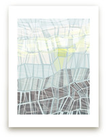 Fragmented Landscape by Gill Eggleston