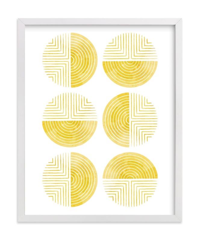 """""""Labyrinth"""" - Art Print by Amber Barkley in beautiful frame options and a variety of sizes."""