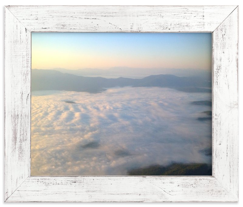 """Morning Over Truckee"" - Art Print by Jeff Vilkin in beautiful frame options and a variety of sizes."