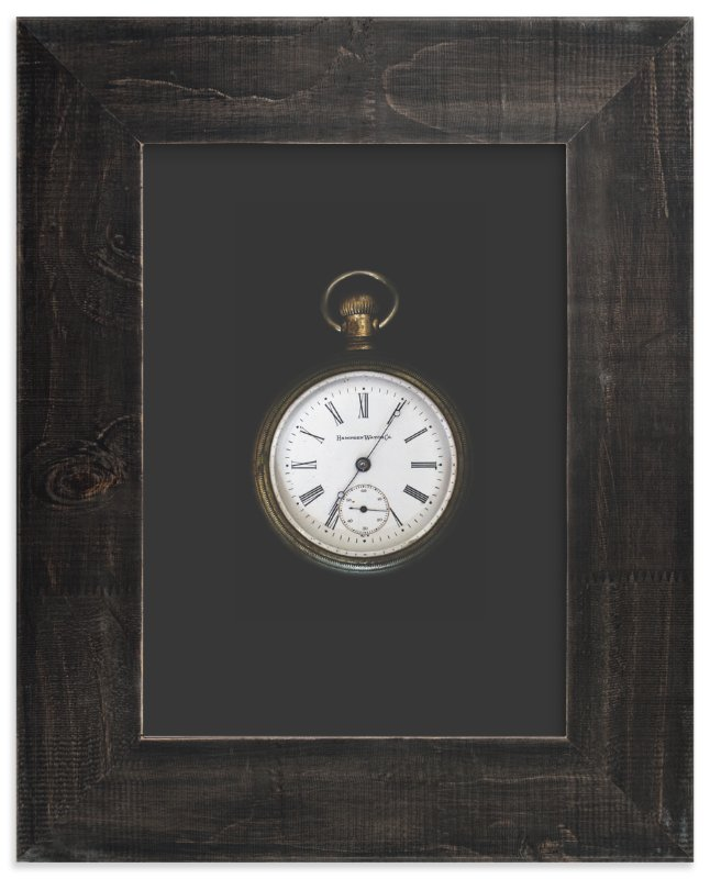 """Captured Time"" - Art Print by Honey Madison in beautiful frame options and a variety of sizes."