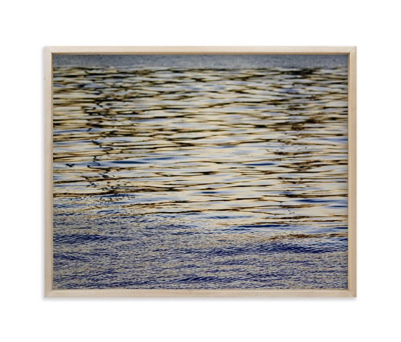 """Dreaming in Water 1"" - Art Print by Jan Kessel in beautiful frame options and a variety of sizes."
