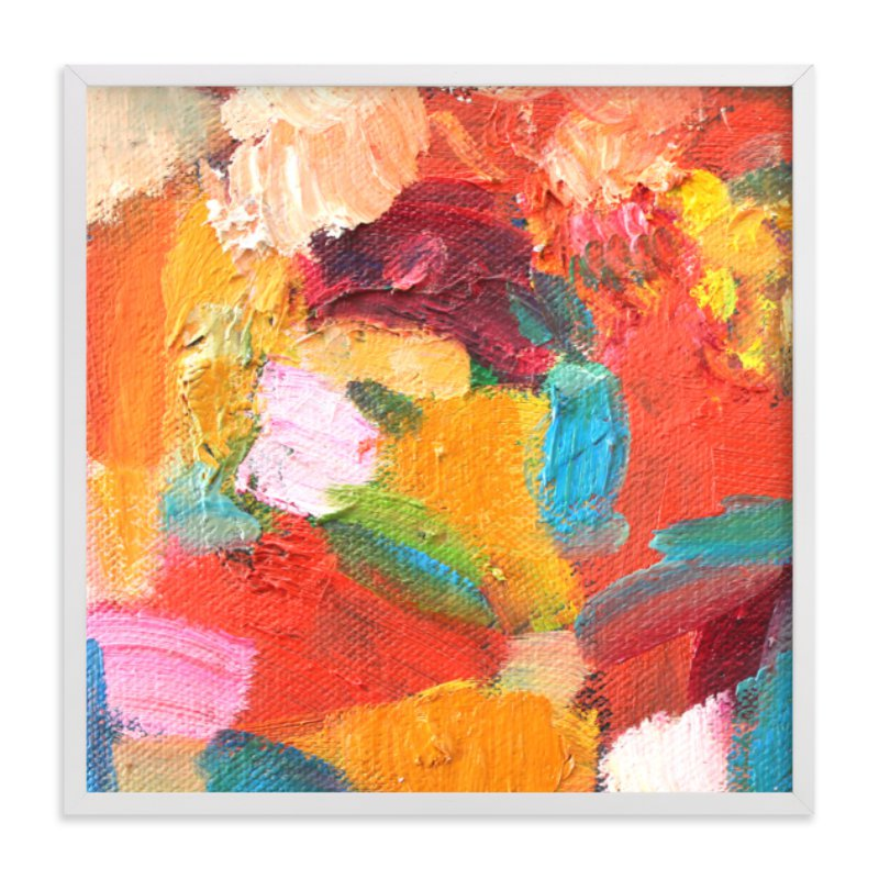 """""""scattered sunshine"""" - Art Print by Beth Allen in beautiful frame options and a variety of sizes."""