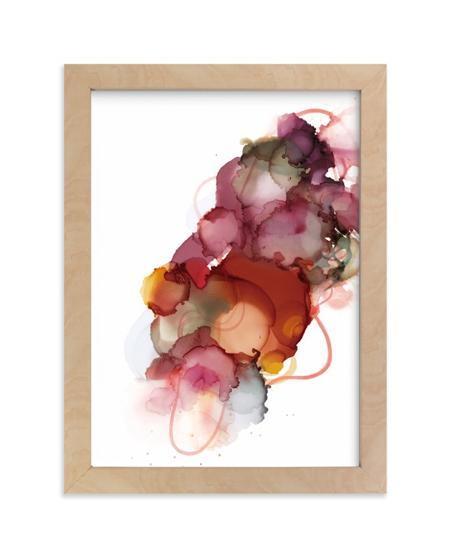 """""""Nebula 6"""" - Art Print by Jaime Derringer in beautiful frame options and a variety of sizes."""