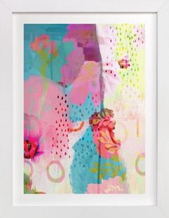 Fading Memories  Art Print