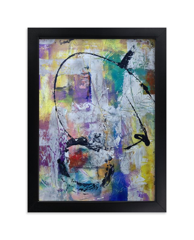 """""""Aspire"""" - Art Print by Misty Hughes in beautiful frame options and a variety of sizes."""