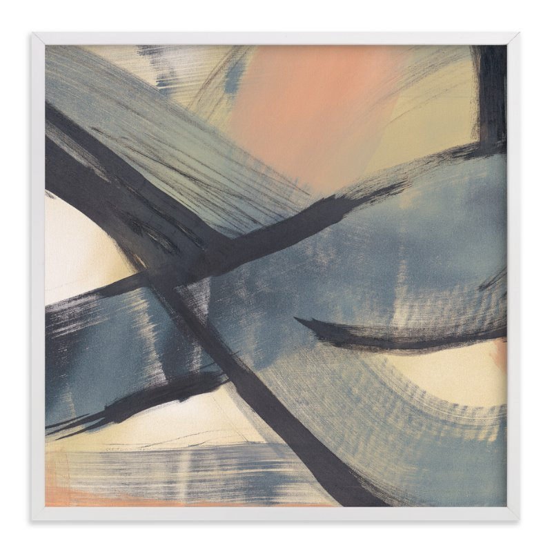 """""""Get Closer To Neutral Series 1"""" - Art Print by Angela Simeone in beautiful frame options and a variety of sizes."""