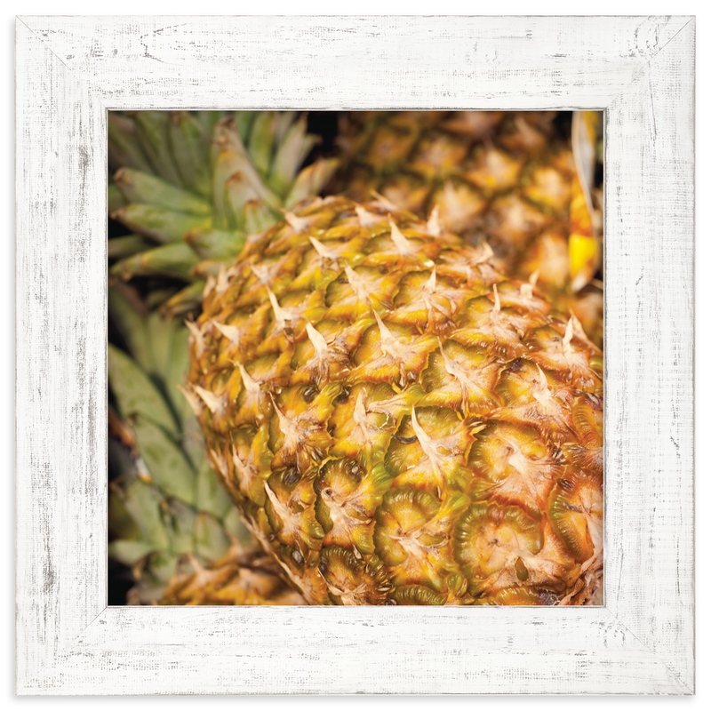 """""""Pineapple"""" - Art Print by Smile Peace Love in beautiful frame options and a variety of sizes."""