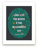 Weeds and Wilderness by Katie Tandlmayer