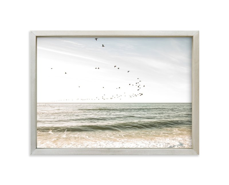 """fly with me"" - Art Print by van tsao in beautiful frame options and a variety of sizes."
