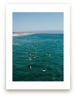 Beach III by Jennifer Little