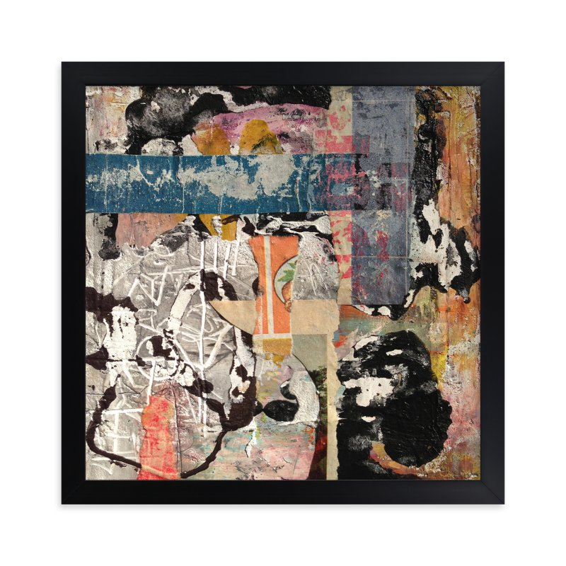 """""""La dee da"""" - Art Print by Misty Hughes in beautiful frame options and a variety of sizes."""