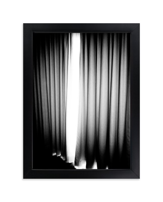 """""""It's Curtains"""" - Art Print by Michelee Scott in beautiful frame options and a variety of sizes."""