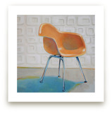 Eames Molded Plastic Ar... by Laura Browning