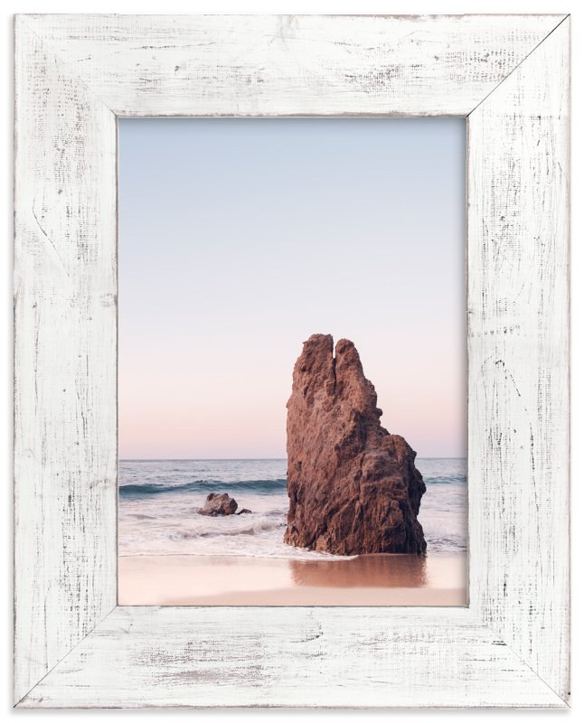 """Malibu View No.4"" - Art Print by Kamala Nahas in beautiful frame options and a variety of sizes."