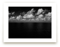 Sea and Clouds by Massimiliano Massimo Borelli