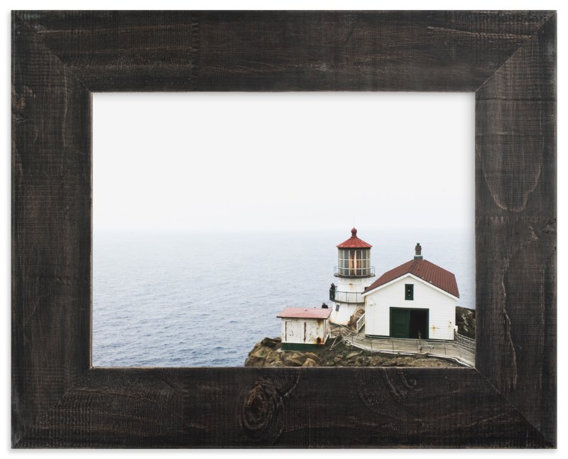 """The Lighthouse"" - Art Print by Annie Montgomery in beautiful frame options and a variety of sizes."