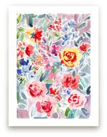 Watercolor Flowers 2