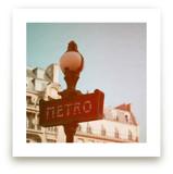 Metro #2 by ALICIA BOCK
