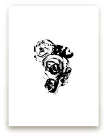 Ink Flowers No.16