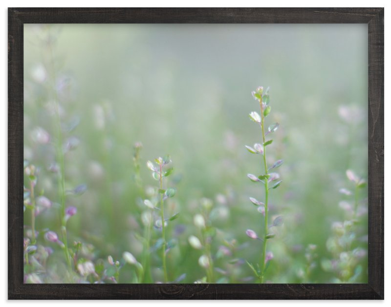 """""""Spring on the Horizon"""" - Art Print by SylvieCeres Designs in beautiful frame options and a variety of sizes."""