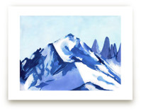 Blue Mountain by Jenny Partrite