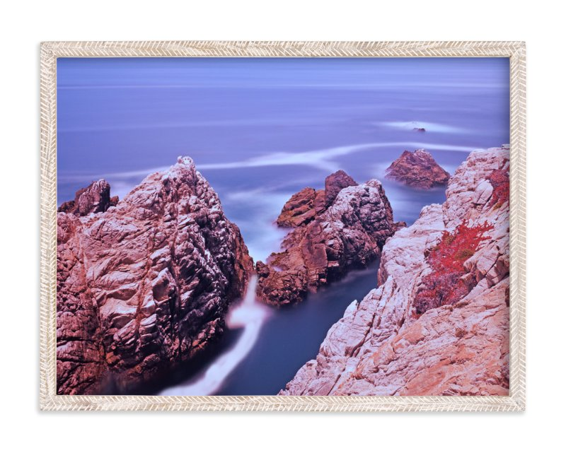 """""""Ocean meets the land"""" - Art Print by NSMARK in beautiful frame options and a variety of sizes."""