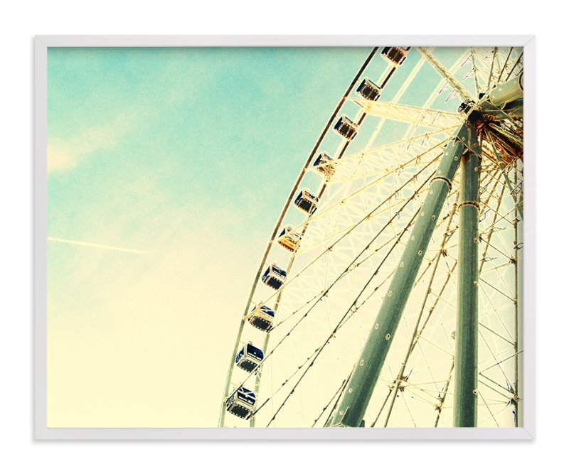 """""""Dizzy"""" - Art Print by Courtney Crane in beautiful frame options and a variety of sizes."""