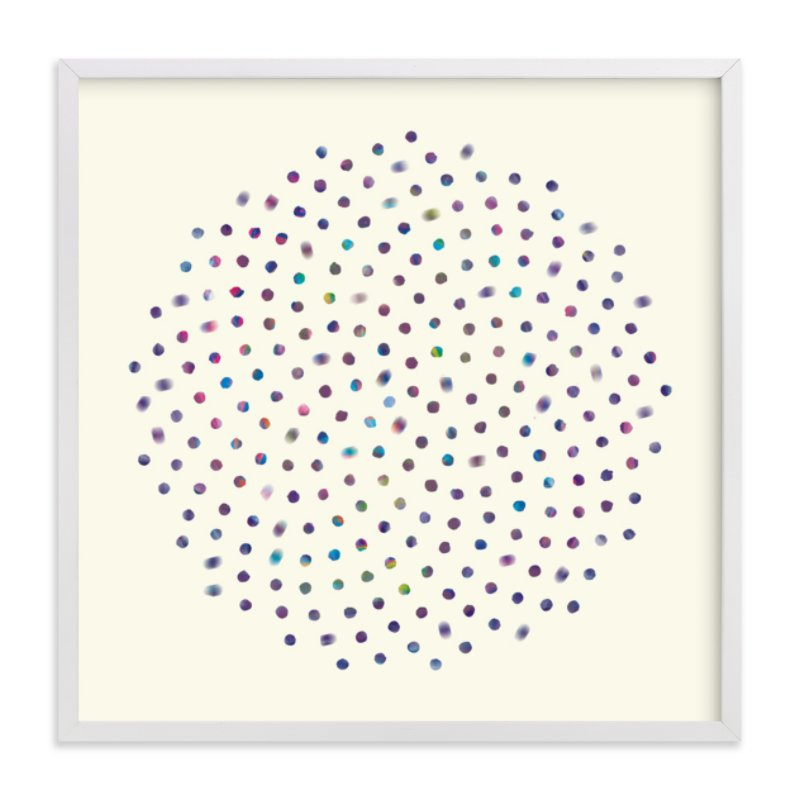 """""""Spectrum No.11"""" - Art Print by Kevin Robinson in beautiful frame options and a variety of sizes."""