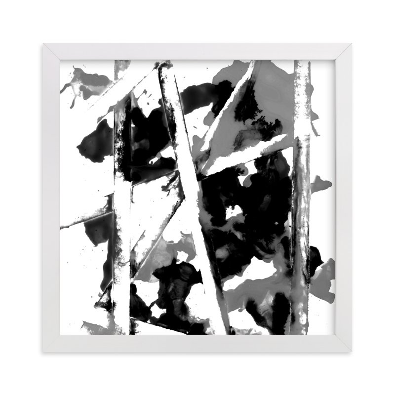 """""""Hold"""" - Art Print by Michelle Waldie in beautiful frame options and a variety of sizes."""