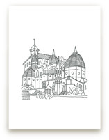 Florence Sketchbook by Krissy Bengtson