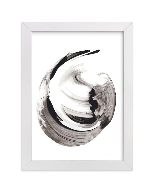 """Ninth Wave"" - Art Print by Misty Hughes in beautiful frame options and a variety of sizes."