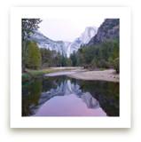 Yosemite Sky by Jan Kessel