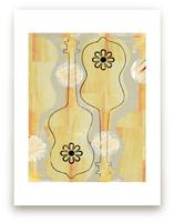 Two Guitars by Anne Crosse