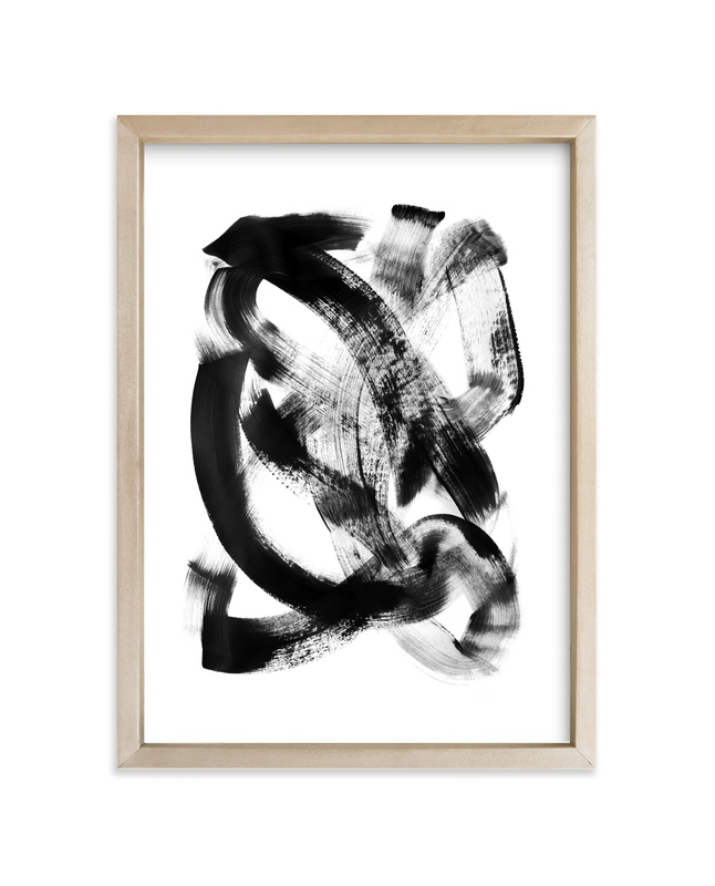 """A Wonderful Mess"" - Art Print by Kim Johnson in beautiful frame options and a variety of sizes."