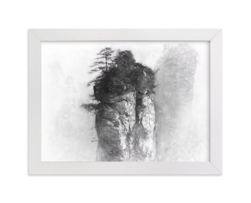 """""""floating earth"""" - Art Print by Brian Lee in beautiful frame options and a variety of sizes."""