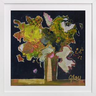 A famous bouquet  Art Print