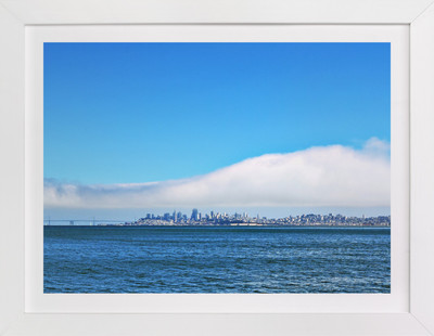 View of San Francisco  Art Print