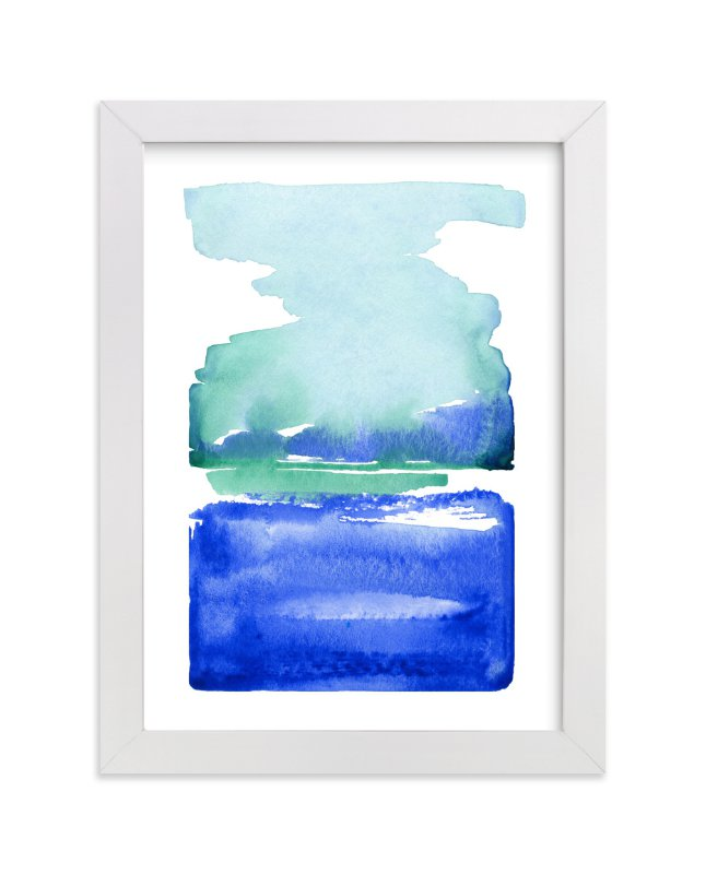"""""""Broken Series 1"""" - Art Print by Chelsey Scott in beautiful frame options and a variety of sizes."""