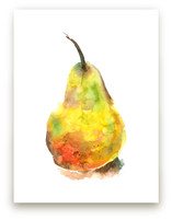 Solo Pear by Joseph Weber