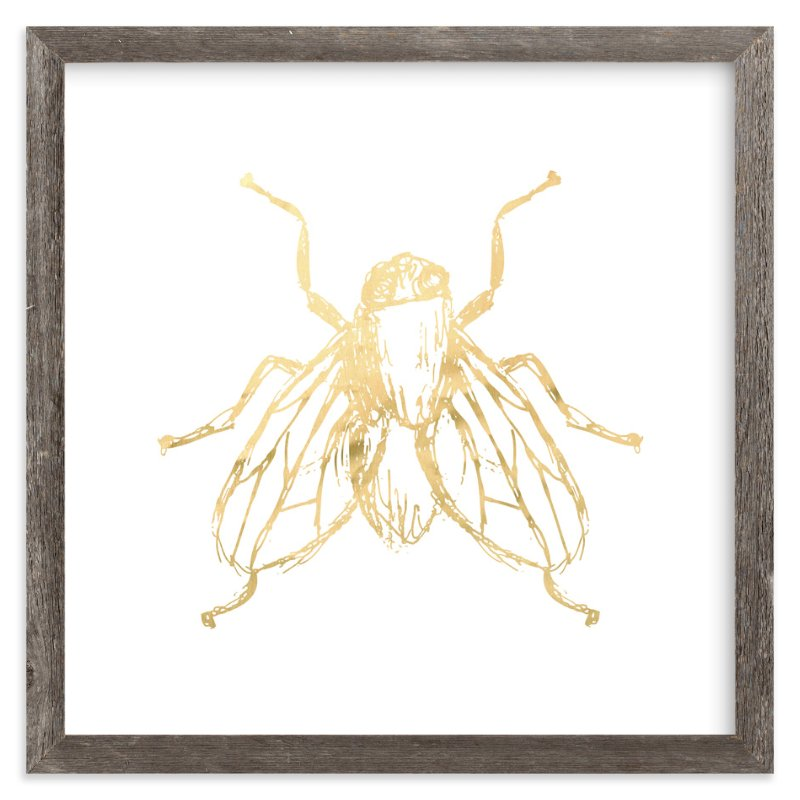 """""""So Fly"""" - Art Print by rose lindo in beautiful frame options and a variety of sizes."""