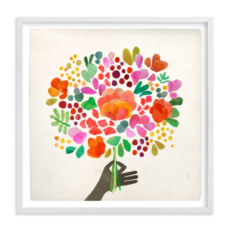 """""""All is well"""" - Art Print by Betty Hatchett in beautiful frame options and a variety of sizes."""