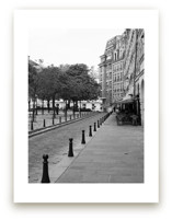 Place Dauphine  by Caroline Mint