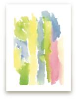 Bands of Colored Sky by Deborah Velasquez