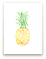 Pineapple Festa by Smudge Design