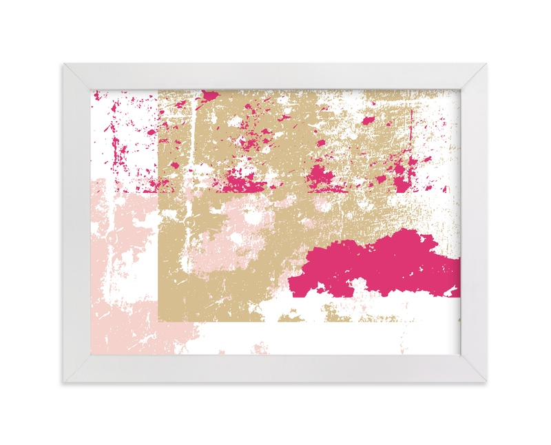"""""""Sky Screenings"""" - Art Print by rose lindo in beautiful frame options and a variety of sizes."""