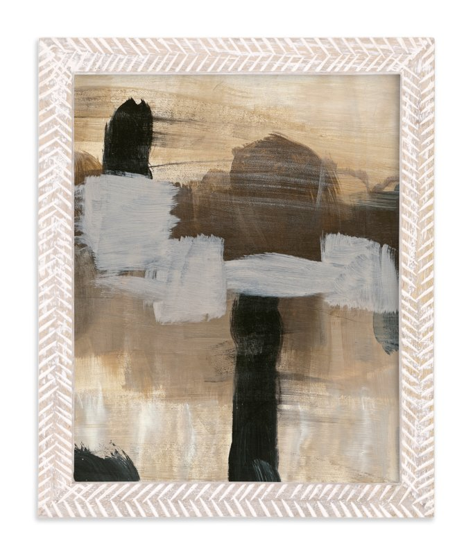 """""""Deserted Place Series 1"""" - Art Print by Angela Simeone in beautiful frame options and a variety of sizes."""